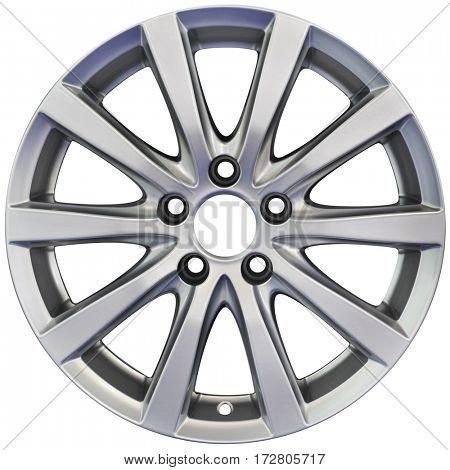 Racing performance Aluminum Wheel