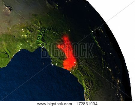 Congo From Space