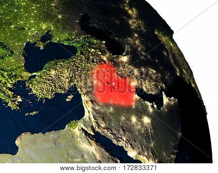 Iraq From Space
