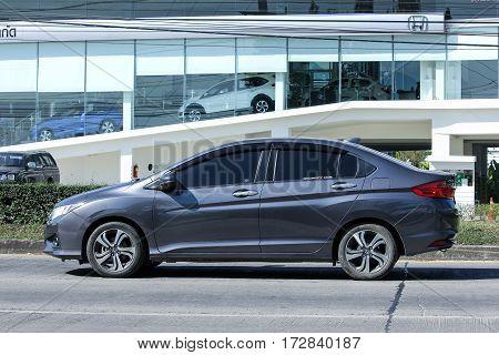 Private City Car, Honda City.