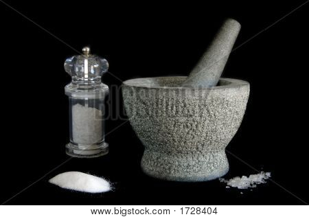 .Salt Or Spice  Grinding Methods