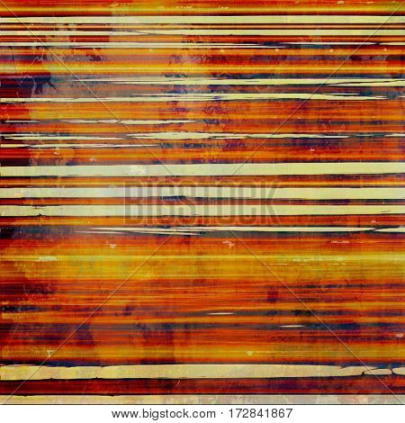 Grunge texture, distressed background. With different color patterns: yellow (beige); brown; blue; red (orange); pink