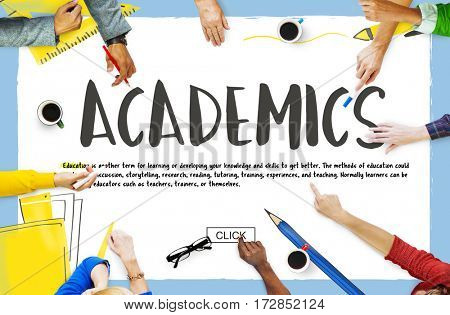 School Knowledge Learning Academics Study