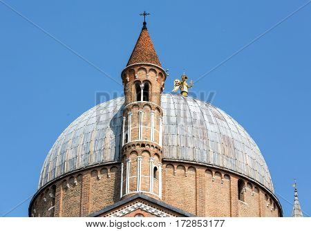 Basilica di Sant'Antonio da Padova in Padua Italy