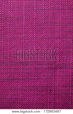 Pink fabric texture. Pink cloth background. Close up view of pink fabric texture and background. Abstract background and texture for designers.