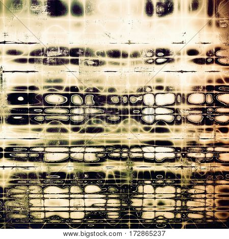 Old background or texture. With different color patterns: yellow (beige); brown; gray; green; black; white