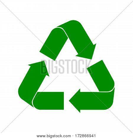 Recycle Symbol Vector Vector Photo Free Trial Bigstock