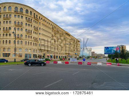 Shopping Center Amay In Baku