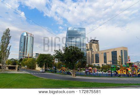 Port Baku Complex
