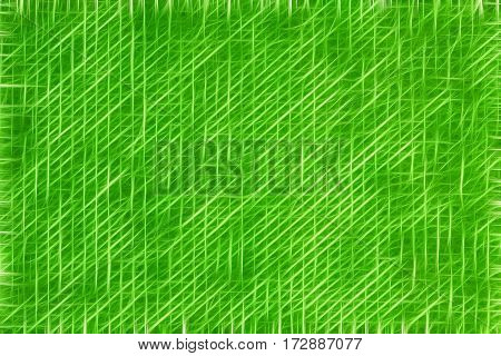 Abstract green technology background with curved lines. Ecology background