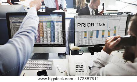 Prioritize Effectivity Important Rank Tasks Urgent