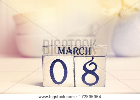 Womans Day March 8