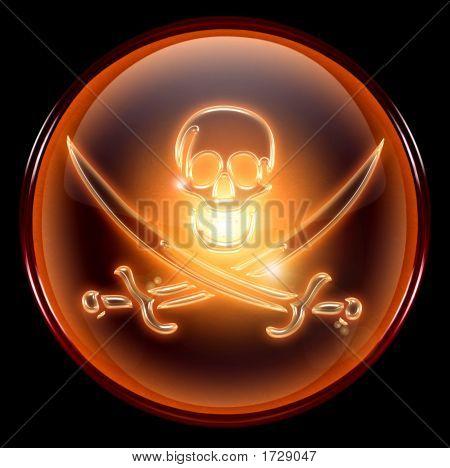 Pirate Icon.