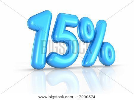 Balloon Fifteen Percent