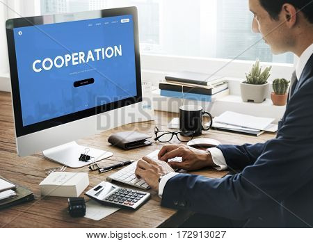 Cooperation Organization Unity Association Business