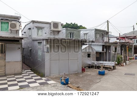 House In Tai O Lantau Island Hong Kong