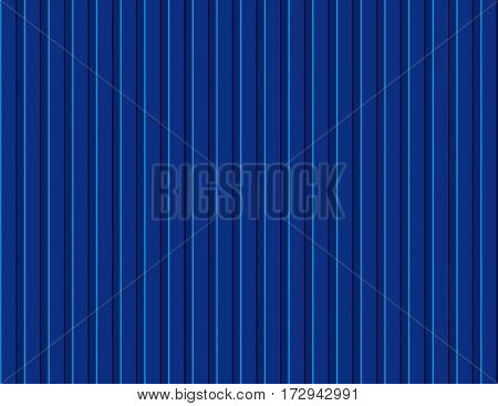 Blue vertical background on a horizontal format