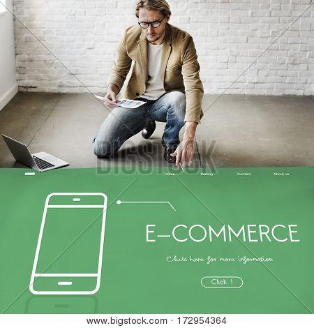 Technology App Development Wireless E-commerce