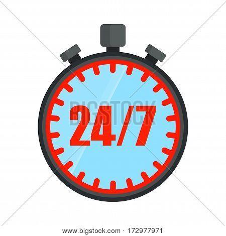 24 Hours Open Stopwatch