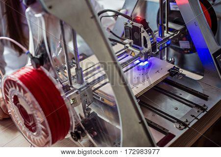 Laser Engraver Engraving Wooden Board