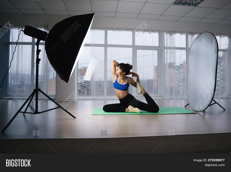 Yoga Trainer, Internet Image & Photo (Free Trial) | Bigstock