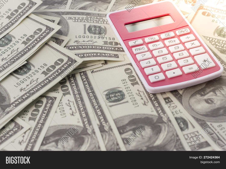 Calculator Money Image Photo Free