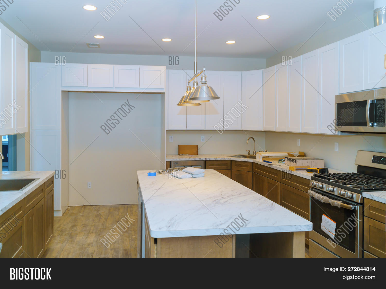 Kitchen Cabinets Image Photo Free