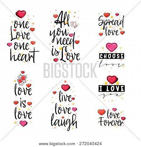Love Quotes Vintage Vector Photo Free Trial Bigstock