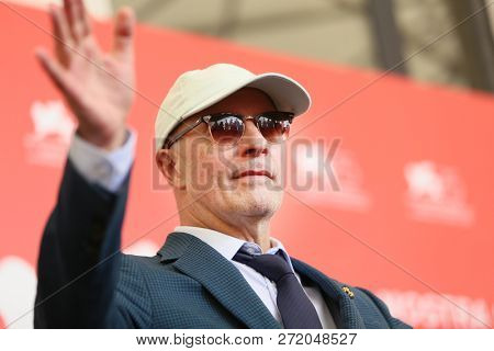 Jacques Audiard attends 'The Sisters Brothers' photocall during the 75th Venice Film Festival at Sala Casino on September 2, 2018 in Venice, Italy.