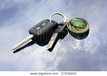 Keys from avto