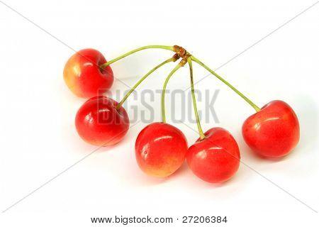 poster of Five cherries