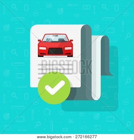 Vehicle History Report Free >> Car History Check Vector Photo Free Trial Bigstock