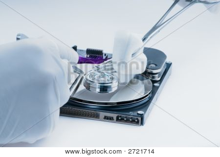 Hard Disk Surgery