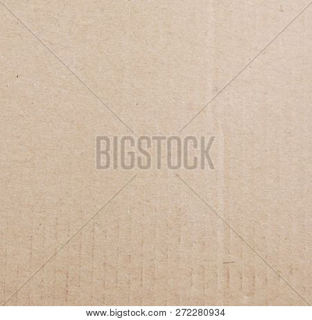 Cardboard Beige Texture Background Color Image Stock Photos