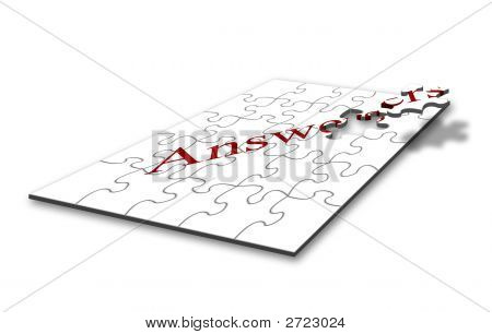 Answer Jigsaw