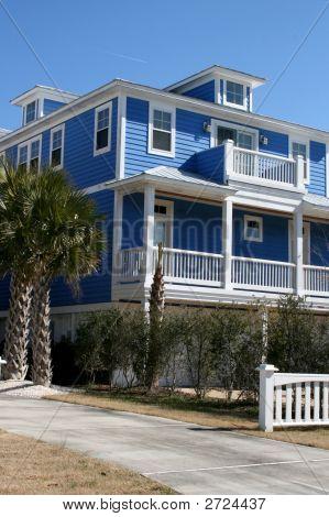 Blue Ocean Front Home