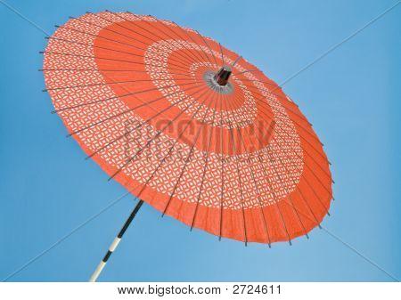 Decorative Asian Umbrella