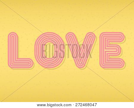 love text isolated on vector photo free trial bigstock bigstock