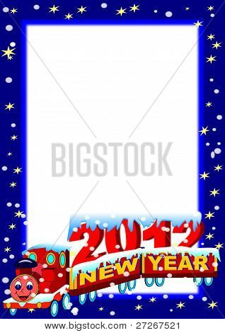 New Year Train 2012