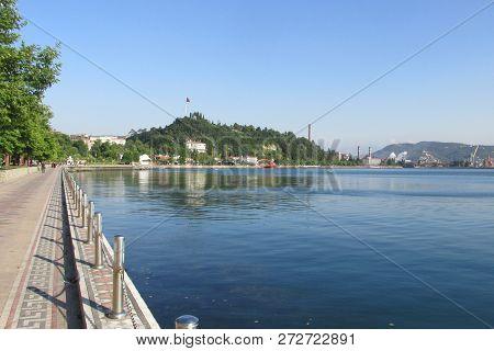 Turkey Zonguldak Ereğli Sea And Coastal Cities