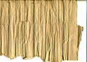 Old Crumpled Brown Paper Texture, Brown Wrinkle Recycle Paper Background, Creased Beige Paper Texture, Rough Texture Background of Brown Paper, Detailed Grunge Poster High Quality Texture poster