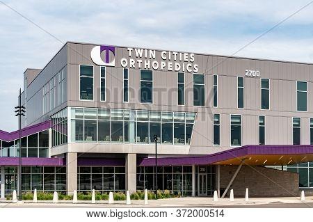 Twin Cities Orthopedics Performance Center At Minnesota Vikings Practice Facility