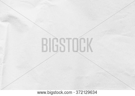 Old Grey Eco Drawing Paper Kraft Background Texture In Soft White Light Color Concept For Page Wallp