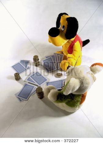 Doll Game Poker