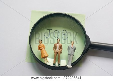 Human Resources To Find The Right Person In The Right Job In Business Industry