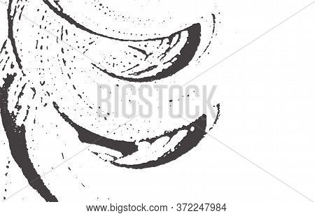 Grunge Texture. Distress Black Grey Rough Trace. Appealing Background. Noise Dirty Grunge Texture. D