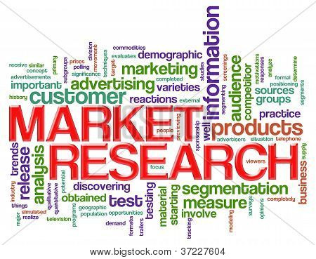 Word Tags Market Research
