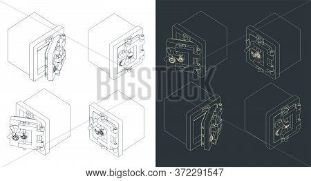 Safe Isometric Drawings