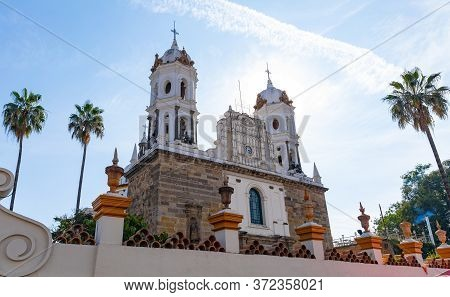 Our Lady Of Solitude Sanctuary, In The City Of Tlaquepaque, State Of Jalisco, Mexico
