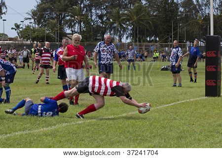 Old Man Scores